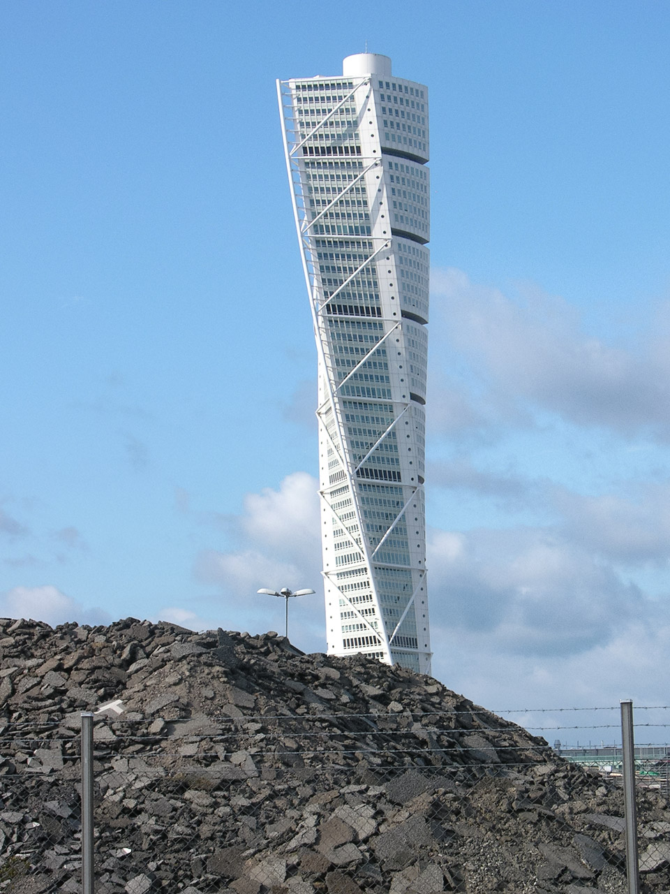 Turning Torso. Photo