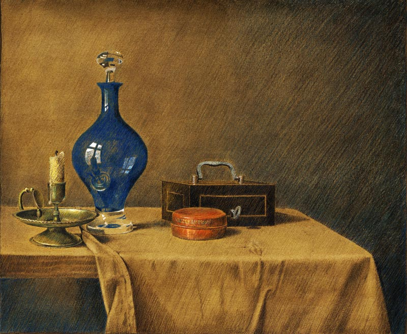 drawing, Still Life
